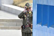 Crossing Borders   North & South Korea