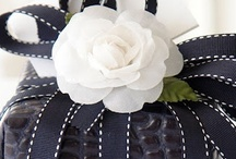 Pretty Packaging / Creative packaging and gift wrapping ideas.