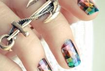 Nails!! / by Rachel Stedman