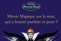 Le citascope / Les plus belles citations de vos personnages Disney.
