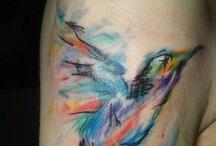 Tattoos / by Rachel Stedman