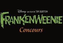 Concours Frankenweenie