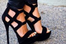 Shoes! / by Leah Collins