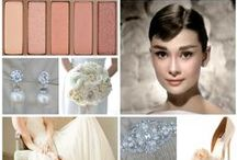 Bridal Inspiration Boards by Hair Comes the Bride / Bridal Style Inspiration Boards by Hair Comes the Bride