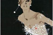 Fashion Illustration / by Britta Cabanos