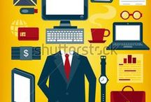 Business Icons / Icons for web and print projects / by Shutterstock