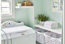 [House2Home] Laundry Room / by Jennifer Christensen