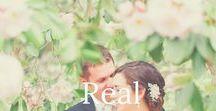 Real Brides ~ Hair Comes the Bride / Real brides wearing hair accessories by Hair Comes the Bride
