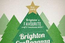 Brighton Craftaganza Xmas 2014