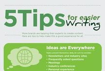 Writing Essentials / Want to improve your writing? Enjoy these writing tips that are useful for business writers, ebook writers, fiction writers, non-fiction writers and anyone who wants to improve their writing craft.