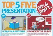 Presentation Tips for You! / Looking to polish your presentation? Enjoy these presentation tips and techniques that will help you communicate more clearly and concisely with your audience! To your success!