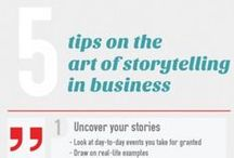 Storytelling Tips for You! / We all love a good story! And, it's the best way to communicate information in a fun, entertaining and memorable way. There's an art to storytelling and these tips will help you become a better storyteller and capture the hearts and minds of your listeners!