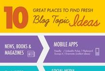 Blogging: Tips & Tools / Whether you're a beginner #blogger or an experienced blogger, you'll enjoy these #blog tips and blog techniques to enrich your content, attract more visitors and build a community following.