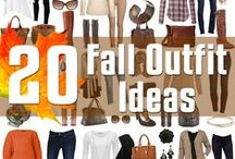 Fall Fashions / I love the #autumn. Cooler temperatures, colorful leaves falling from the trees, pumpkins, Thanksgiving and all things that make for wearing fall fashions. Enjoy my favorite picks!