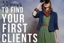 Client, clients & more clients!