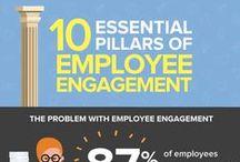 Employee Engagement / Employee Engagement - Inspiring and energizing your employees at work!
