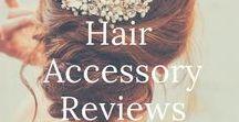 Bridal Hair Accessory Reviews