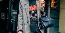 Moda   Rocker ♡