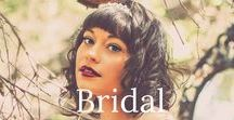 Styled Shoots ~ Hair Comes the Bride