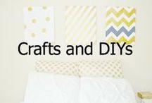 Crafts and DIYs / Crafts. DIYs. Ways to spend a rainy day.