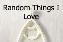 Random things I love. / Cute animals. Funny sayings. Things that the world a better place.