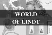 World of Lindt / Step inside the Lindt vault to discover fun facts and revel in our nostalgic Swiss heritage.