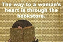 Bookworms Unite! / Quotes, books I love and recommend, and anything else about my favorite things: BOOKS. / by Elyn Hamilton
