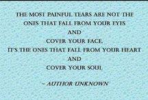 Wisdom & Inspiration / by Michelle Lowe