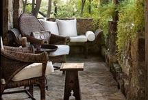 Porches, Patios and Other Outdoor Living Spaces