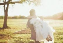 One day I'll be a bride  / engagement picture ideas, wedding ideas, bridal gowns, engagement rings, etc. / by Laura Louise