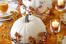 All Things Thanksgiving / All things to be grateful for, and more to give thanks.