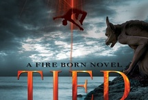 The Fire Born Novels / Young Adult Fantasy/Paranormal Romance ~~~ How far would you go to protect the one you love?