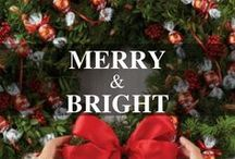 Merry & Bright / 'Tis the season for Lindt Chocolate gifting, tablescape ideas, festive DIY projects and more!