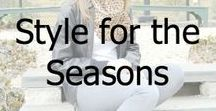 Style For The Seasons / All pins can be found on saramiller04.blogspot.com.  The URL has expired for www.stylefortheseasons.com.