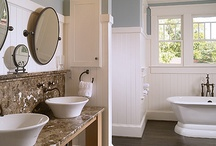 Bathrooms / by Melissa Yost