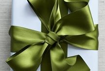 Present Wrapping / by Melissa Yost