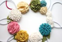 Felt and Non-Sew Fabric / by Melissa Yost
