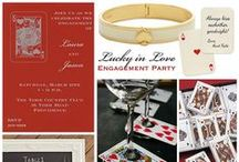 Engagement Parties / Inspiration for your engagement party or rehearsal dinner.