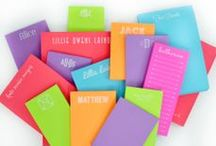 Neon Glow / Buzz on like neon with these fun ideas, crafts and stationery products.