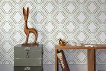Windows & Walls / Casing, window treatments, faux finishes, paneling, papers, stenciling, etc...