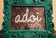 ADOI Crafts / Made by me! Email adoicrafts@gmail.com to order! :)