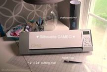 Silhouette Cameo / Things I need to try!
