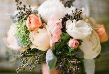 Flowers &  Stuff / Farbkombinationen, Blumen, Deco, Settings, Locations, Einladungen, Kalligraphie