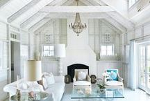 Blue Ridge Home (Reno Ideas) / home ideas, design, colors for my next house!