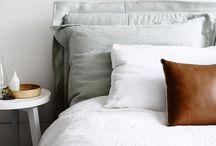 home // sleep / Bedroom spaces