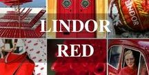 LINDOR Red / Inspiration from the classic Lindt LINDOR red, milk chocolate truffle.