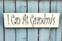 Granny's board / by Lexie Gunn