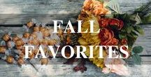 Fall Favorites / The leaves are changing and the temperature is dropping - it's the perfect time to FALL in love with Lindt Chocolate!