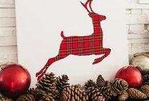 Christmas / Christmas decor, treats, and gift ideas