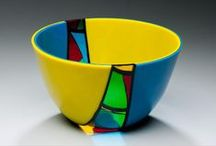 Glass Fusing / Pottery Painting